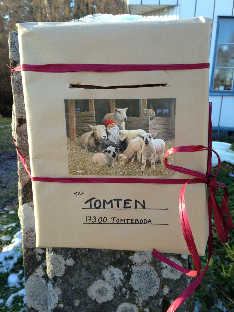 Tomtens låda