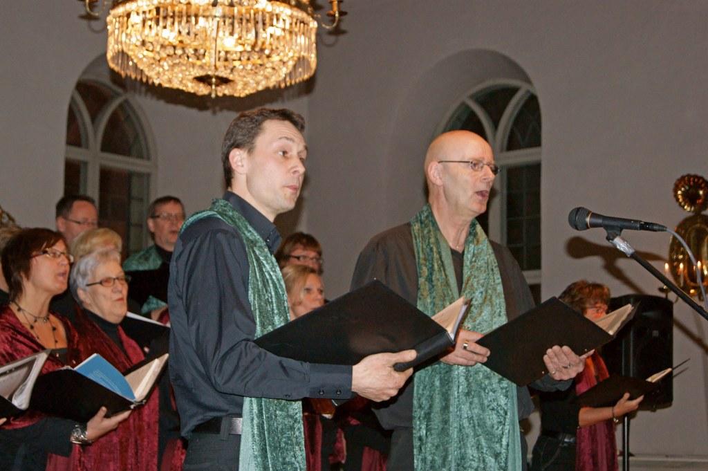 Torbjörn Klint och Jan Bergström
