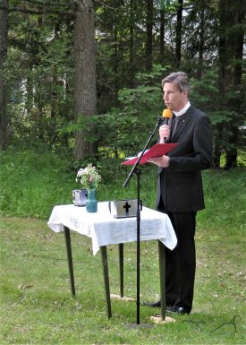 Mattias Eriksson, präst