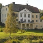 Kvarns Herrgård där familjen Östlund bor